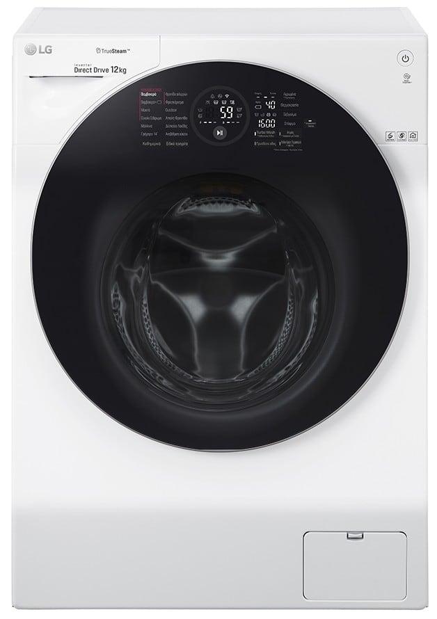 LG FH4G1BCS2 Πλυντήριο Ρούχων - Ελεύθερα - Πλυντήρια Ρούχων - Οικιακές  Συσκευές  1ad4a178478
