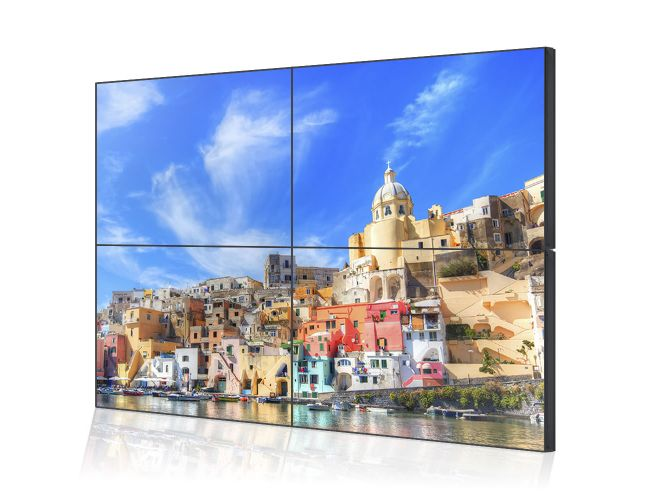 """Amber 2x2 55"""" Mounted Video Wall Solution 192255"""