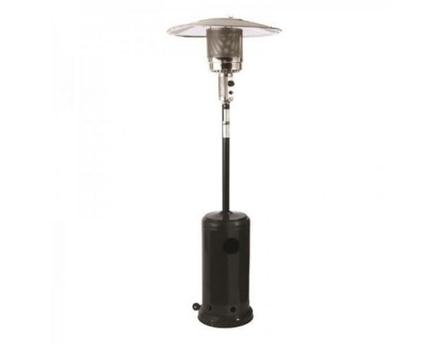 Eurolamp 147-29600 Θερμάστρα υγραερίου μανιτάρι Μαύρη