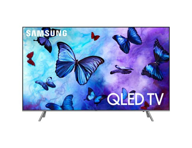 Samsung QE55Q6FN Smart Τηλεόραση QLED με Δορυφορικό Δέκτη