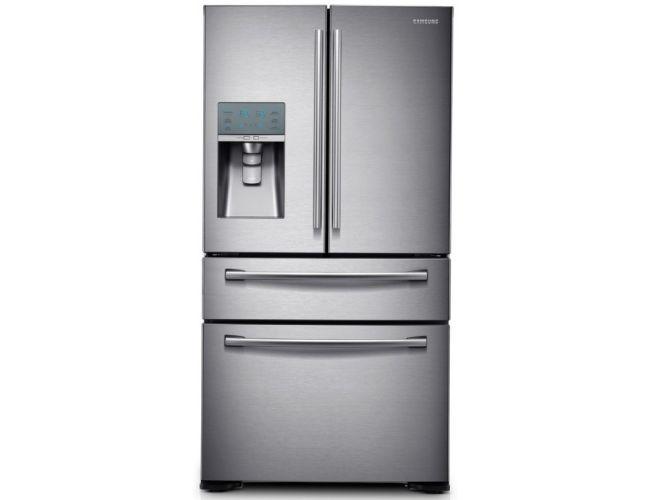 Samsung RF24FSEDBSR Ψυγείο Ντουλάπα