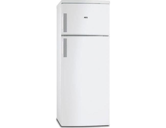 AEG RDB72721AW Δίπορτο Ψυγείο