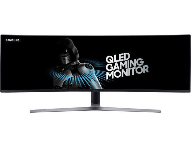 Samsung LC49HG90D Curved Monitor