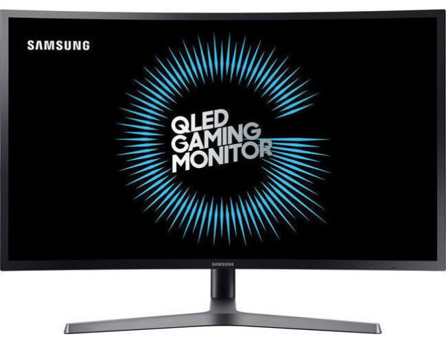 Samsung C27HG70 Curved Monitor