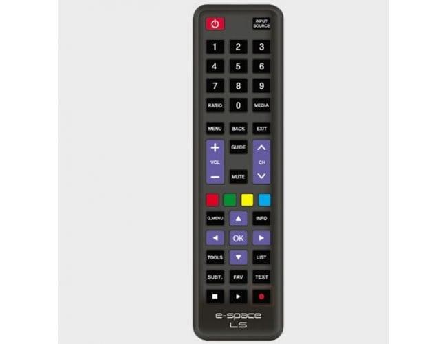 E-Space Ls Τηλεχειριστήρια για Όλες τις Τηλεοράσεις Samsung & Lg