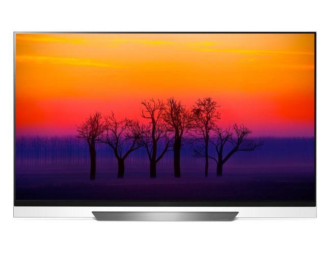 LG 55E8 Smart Τηλεόραση OLED με Δορυφορικό Δέκτη