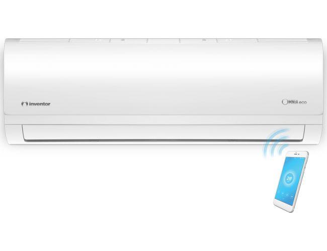 Inventor Omnia Eco O3MVI32-24WiFiR/ O3MVO32-24 Κλιματιστικό με Ιονιστή