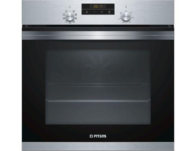 Pitsos PH22M41X0 Εντοιχιζόμενος Φούρνος Άνω Πάγκου