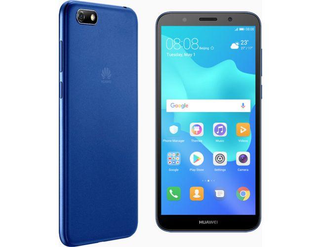 Huawei Y5 2018 Dual Blue Smartphone