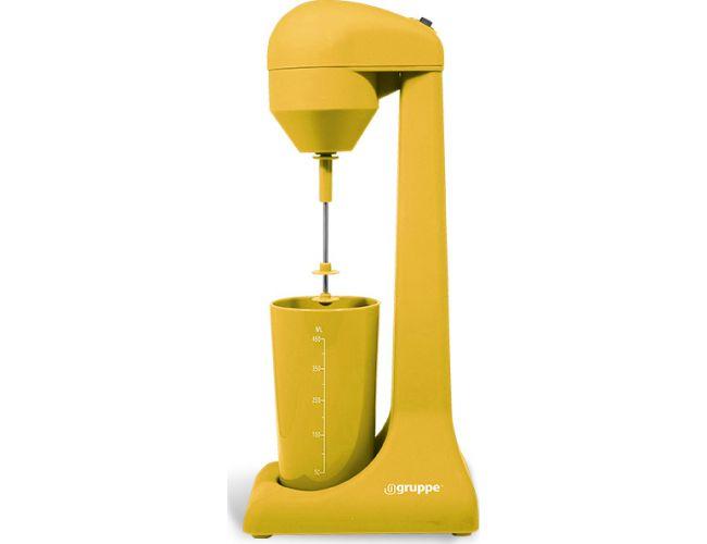 Gruppe PDH120 Rubber Φραπιέρα Κίτρινη