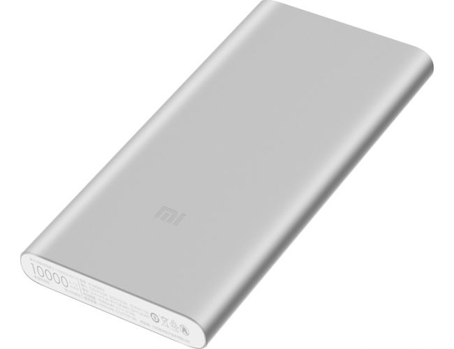 Xiaomi Mi Power bank 2S 10000mAh Ασημί