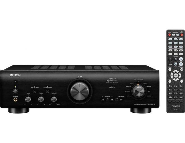 Denon PMA-800 Black Ραδιοενισχυτής