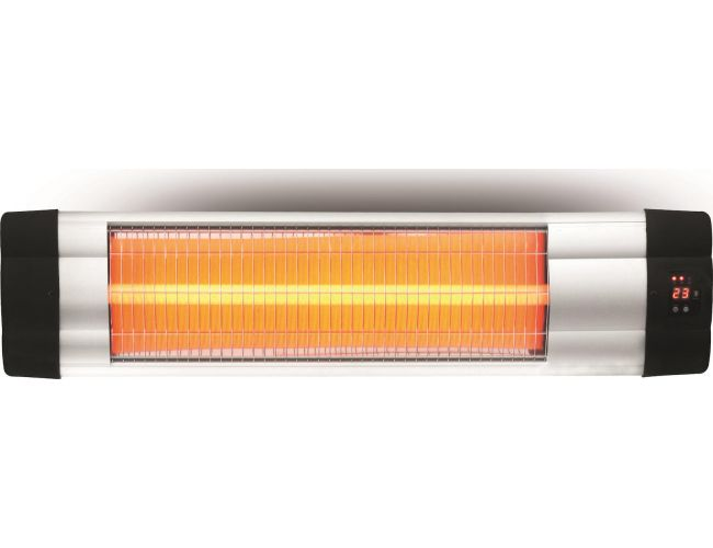 Eurolamp 147-29550 Θερμαντικό Σώμα Τοίχου