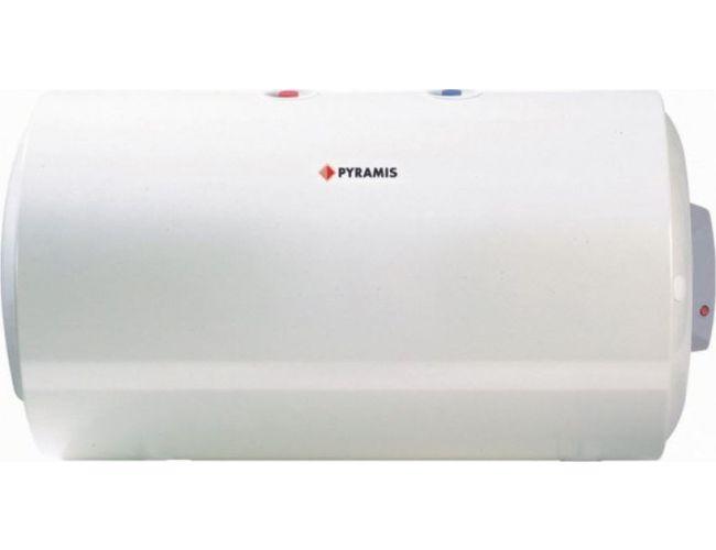 Pyramis Θερμοσίφωνας 40lt 4kW Οριζόντιος Δεξιός 027024001