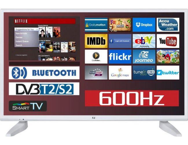 F&U FLS43286WH Τηλεόραση LED