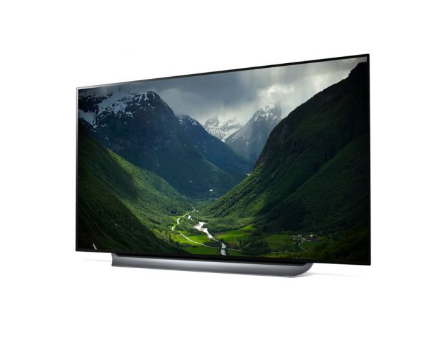 LG 65G8 Smart Τηλεόραση OLED με Δορυφορικό Δέκτη