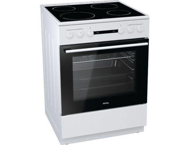 Korting KEC 6142 WPG 65lt Κεραμική Κουζίνα