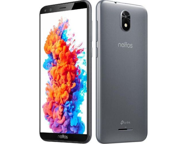Neffos Smartphone C5 Plus Grey 5.34''