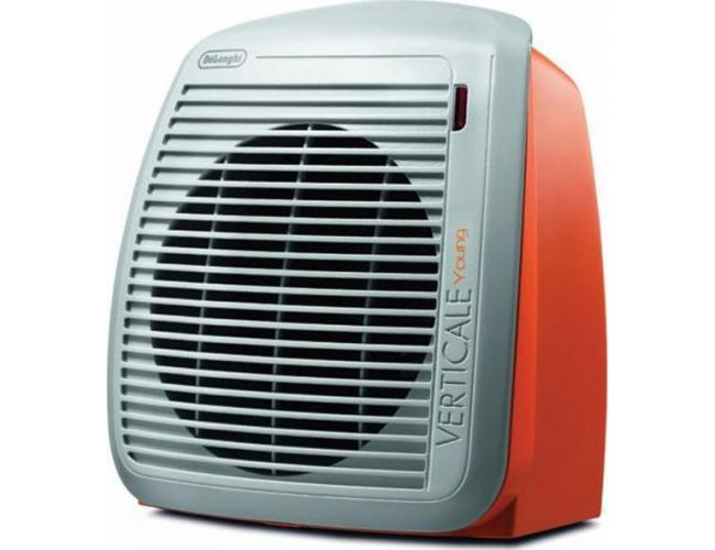 Delonghi HVY1020 Πορτοκαλί Αερόθερμο