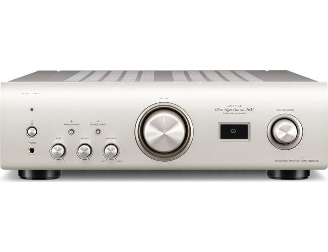 Denon PMA-1600NE Premium Silver AV Recievers