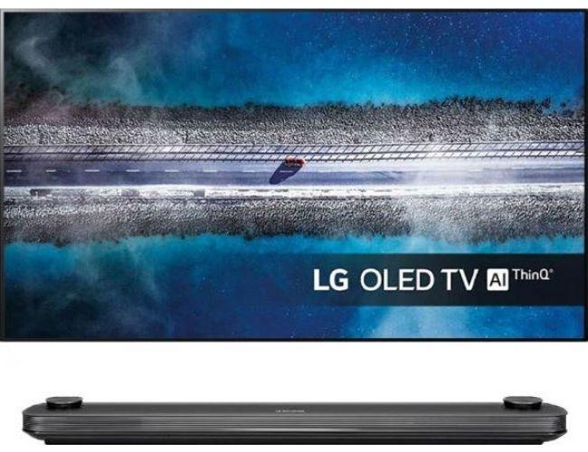 LG 65W9 Ultra HD Smart OLED Τηλεόραση