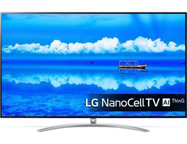 LG 65SM9800PLA Ultra HD Nanocell Smart Τηλεόραση LED