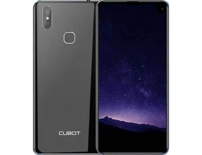 Cubot Max 2 4G 64GB/4GB Black