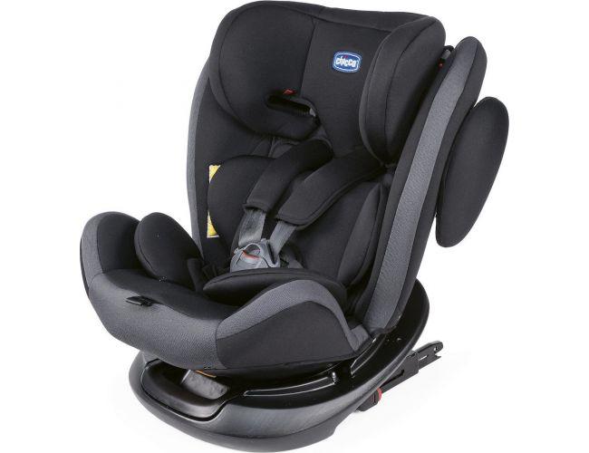 Chicco Unico Jet Black Κάθισμα Αυτοκινήτου 0-36 κιλά