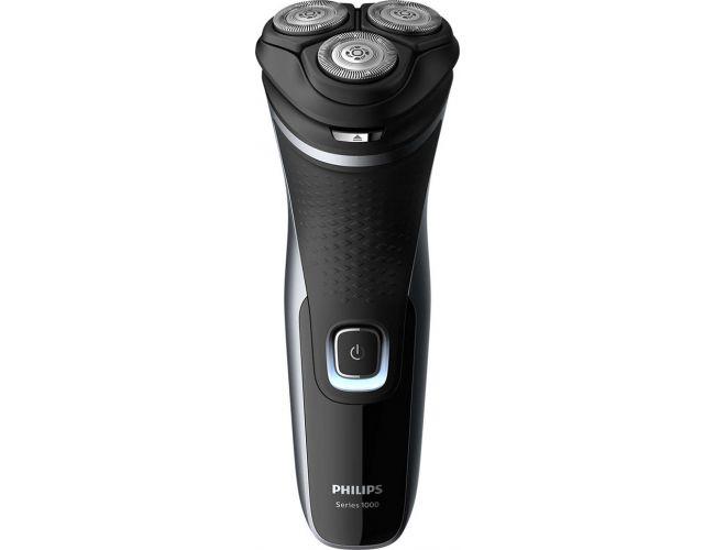 Philips Shaver 1000 S1231/41 Ξυριστική Μηχανή Προσώπου