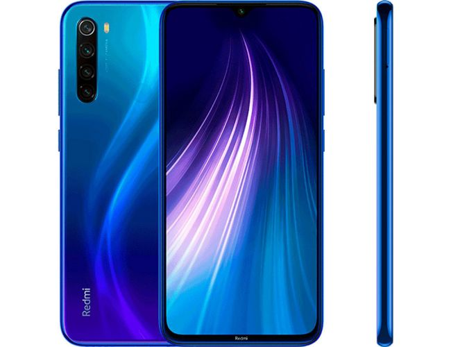 Xiaomi Redmi Note 8 64GB/4GB RAM DS Blue EU Smartphone