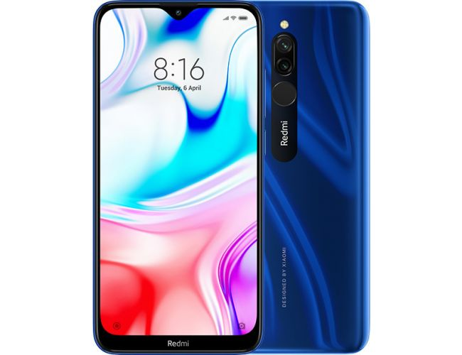 Xiaomi Redmi 8 32GB/3GB RAM DS Blue