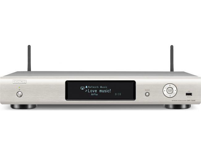 Denon DNP-730AE Premium Silver Network Play