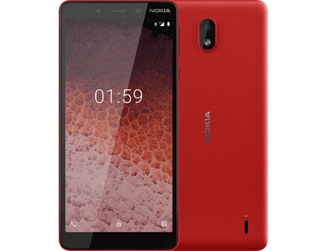Nokia 1 Plus DS Red SmartPhone