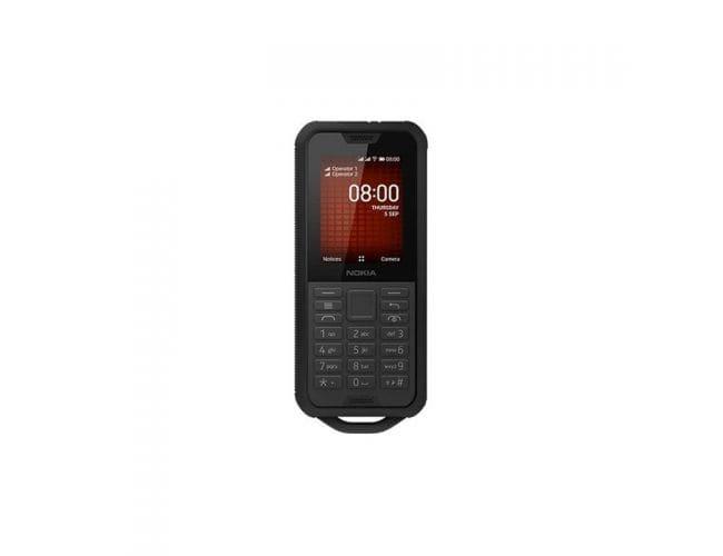 Nokia 800 Tough (4GB) Black Κινητό Τηλέφωνο