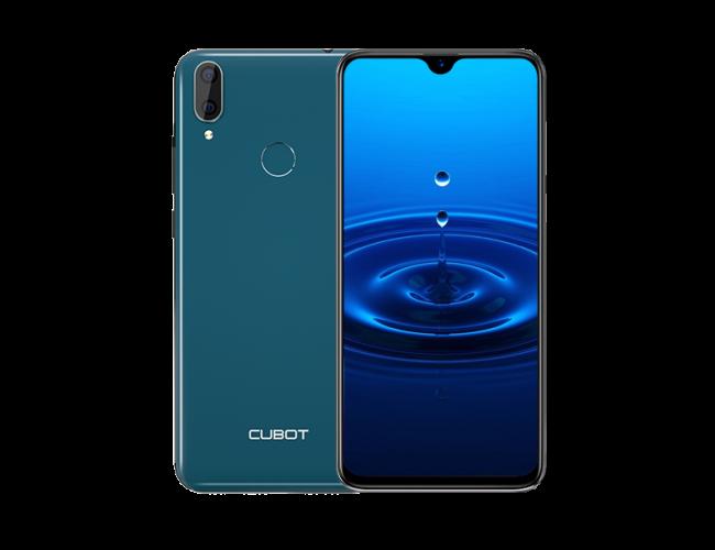 Cubot R15 Pro 32GB/3GB RAM DS Green EU