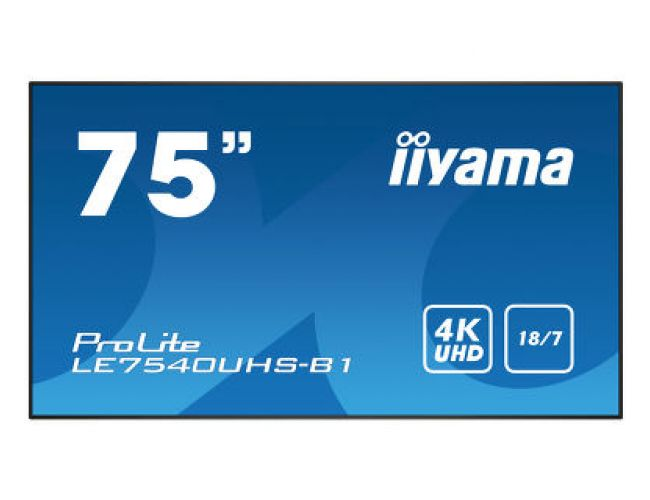 Iiyama ProLite LE7540UHS-B1 Επαγγελματική Οθόνη
