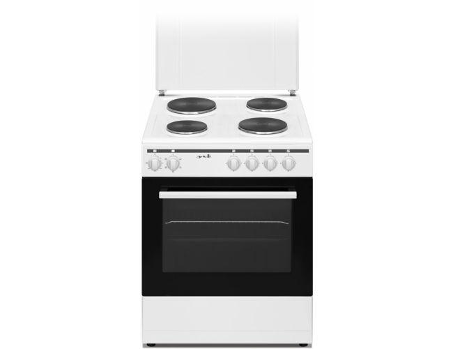 Arielli C-6060FL ECO Ηλεκτρική Εμαγιέ Κουζίνα