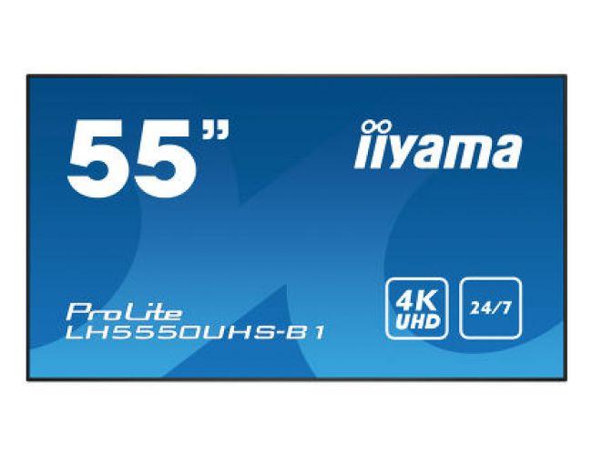 Iiyama LH5550UHS-B1 Επαγγελματική Οθόνη