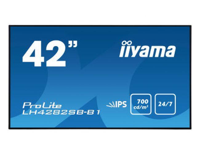 Iiyama ProLite LH4282SB-B1 Επαγγελματική Οθόνη