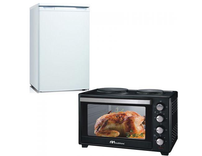 Φοιτητικό Πακέτο Νο1 2019 ( Ψυγείο , Κουζίνα )