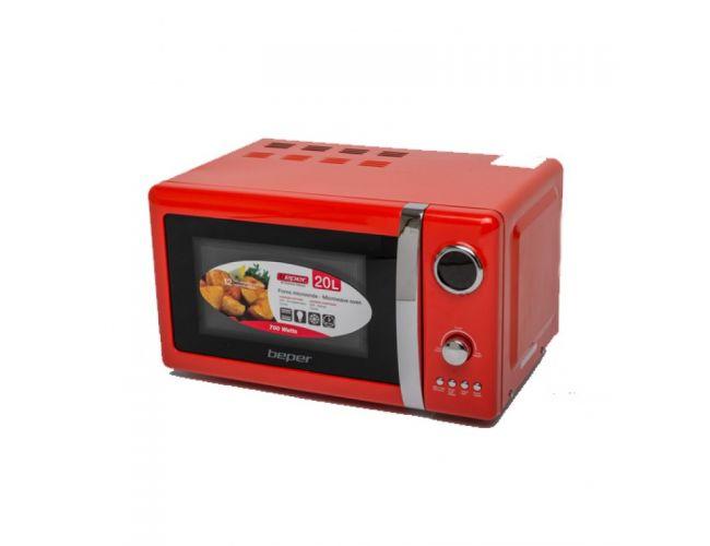 Beper 90.890R Φούρνος Μικροκυμάτων