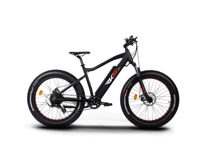 ESF MT8 Ηλεκτρικό Ποδήλατο Μαύρο