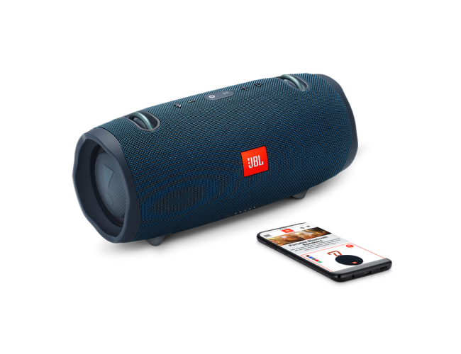 JBL Xtreme 2 Blue Bluetooth Speaker