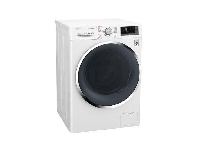 LG F4J8FH2W Πλυντήριο - Στεγνωτήριο Ρούχων