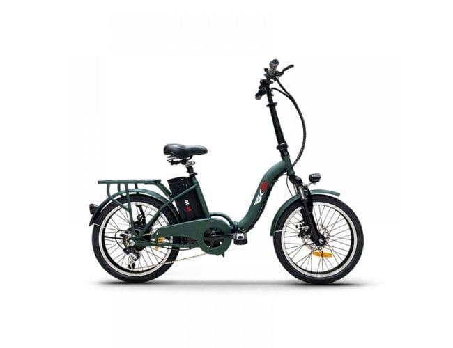 ESF GT 25 Ηλεκτρικό Ποδήλατο Πράσινο Χακί