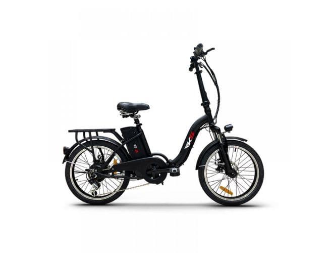 ESF GT 25 Ηλεκτρικό Ποδήλατο Μαύρο