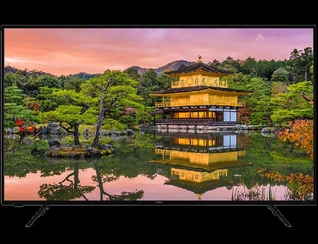 Hitachi 55ΗΚ5600 Ultra HD Smart Τηλεόραση LED