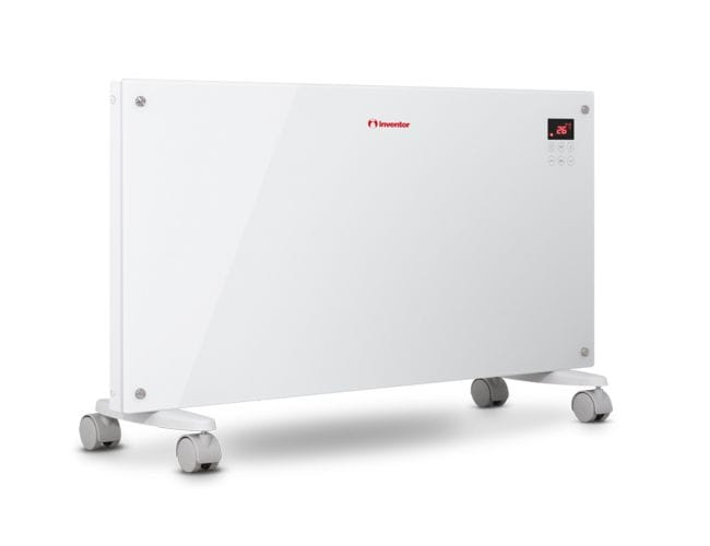 Inventor G4INV-20DTW Θερμοπομπός με Ιονιστή Λευκό