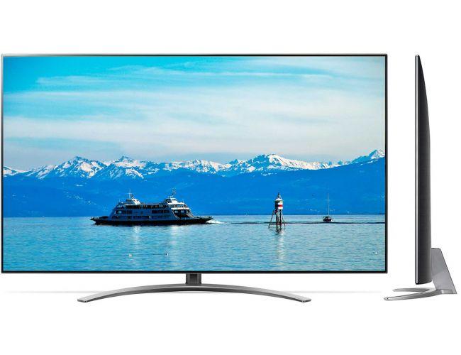LG 55SΜ9800ΡLΑ  Ultra HD Nanocell Smart Τηλεόραση LED