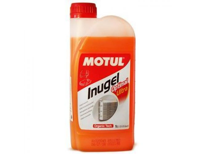MOTUL INUGEL OPTIMAL G12+ -37oC 1L